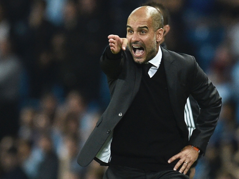 Manchester City, Guardiola égale un record en Premier League