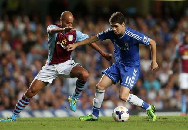 Aston Villa-Chelsea Preview: Mourinho's men aim to keep goals flowing at Villa Park
