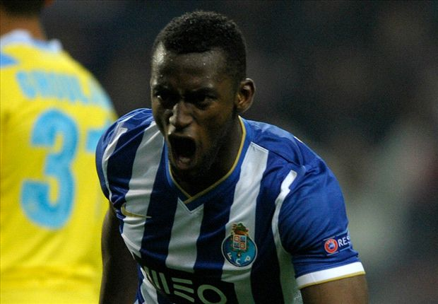 Arsenal keen on Porto striker Jackson Martinez, claims agent