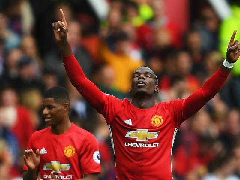 """Manchester United, Paul Pogba : """"J'espère que ce ne sera pas le dernier"""""""