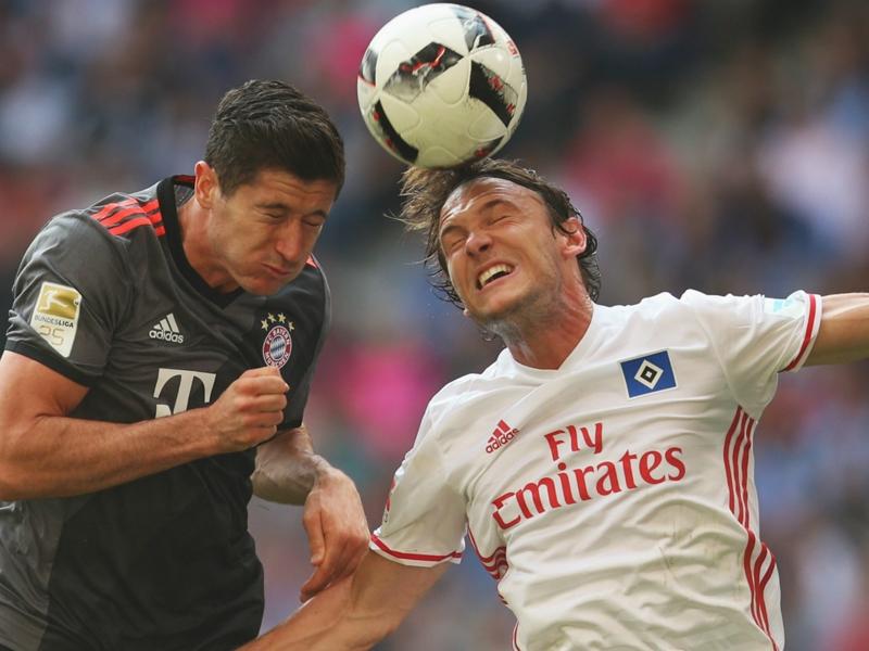 Hambourg - Bayern Munich (0-1), Kimmich offre la victoire au Bayern