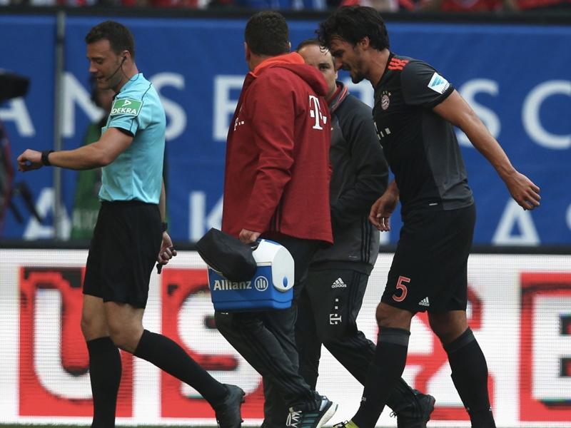 Bayern Munich, Hummels sort blessé, inquiétude avant l'Atlético Madrid
