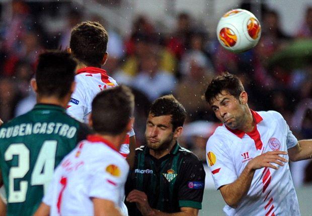 Das 108. Duell der beiden Vereine aus Sevilla