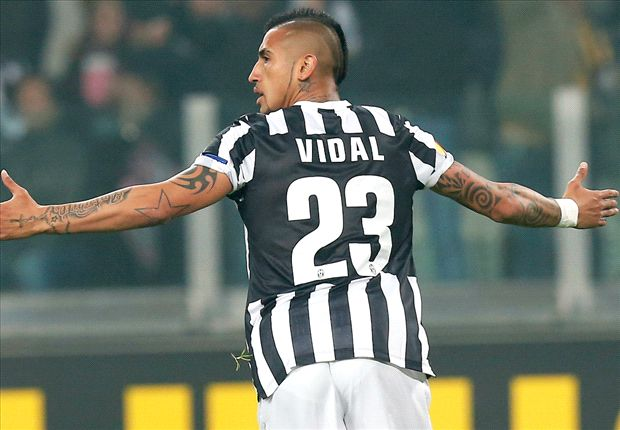 Manchester United target Vidal is not for sale, says Marotta