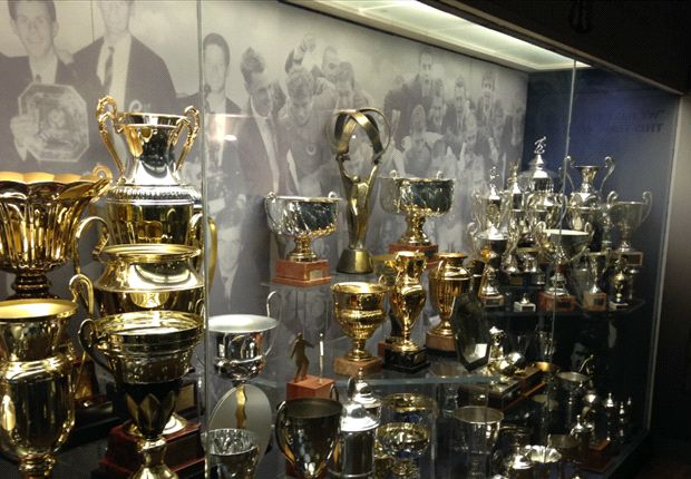 Beckham, Sir Bobby Charlton and more - inside the Manchester United museum