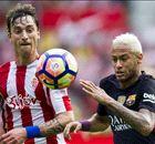 BARCELONA | El partido de Neymar contra el Sporting