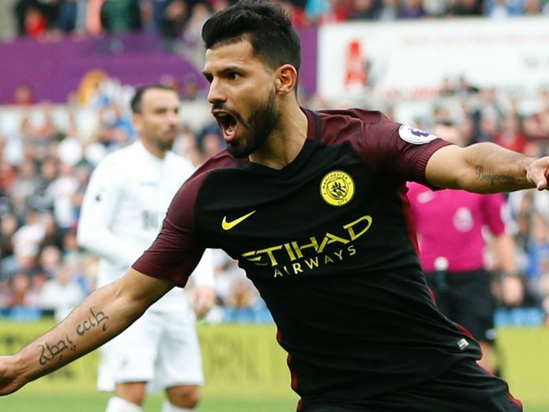 Manchester City, Sergio Agüero s'est blessé