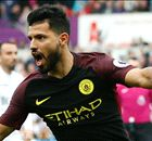 LEE: Pep's demands are getting the best out of Aguero