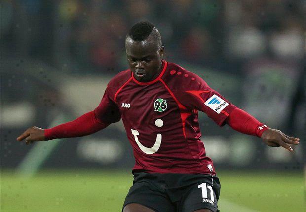 Seit 2009 spielt Diedier Ya Konan für Hannover und erzielte in 144 Spielen 43 Tore