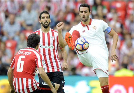 La pegada del Athletic fulminó al Sevilla