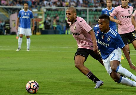 Alves shines as Pjanic struggles