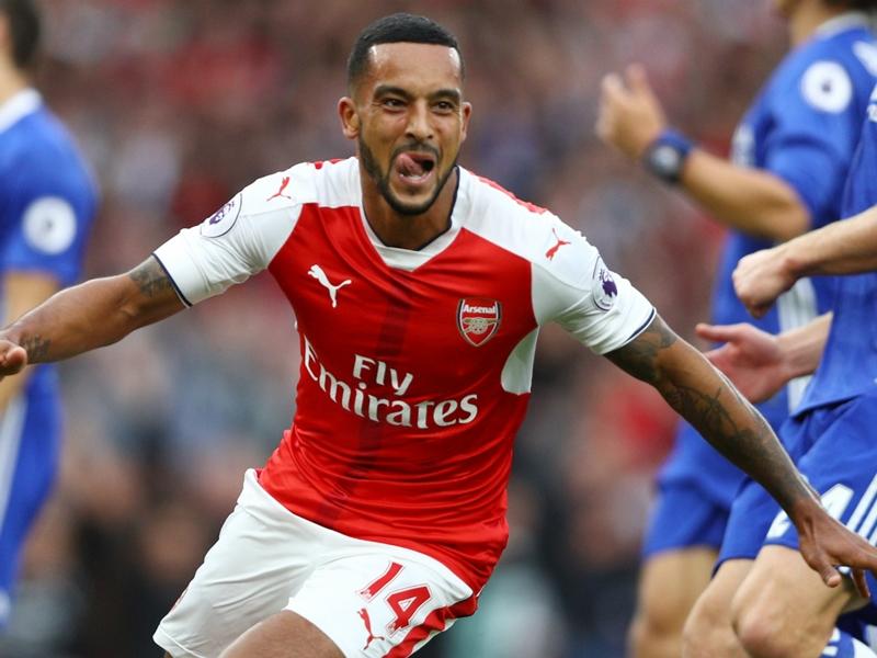 Arsenal, pour Wenger, Théo Walcott a changé