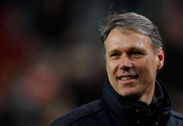 Neuer Coach bei Alkmaar: Marco van Basten