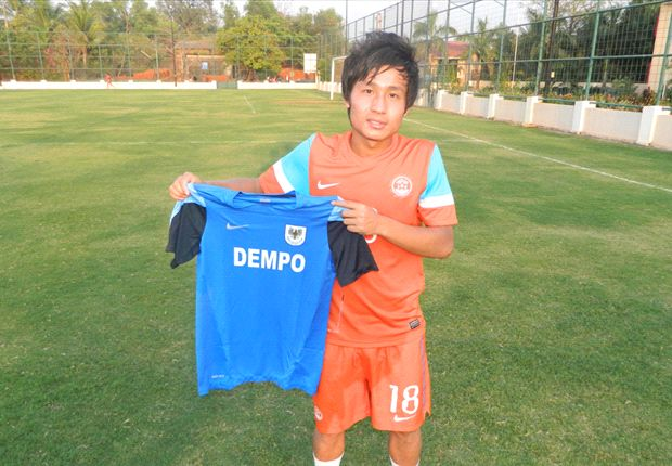 Dempo SC rope in promising Indian footballer Uttam Rai