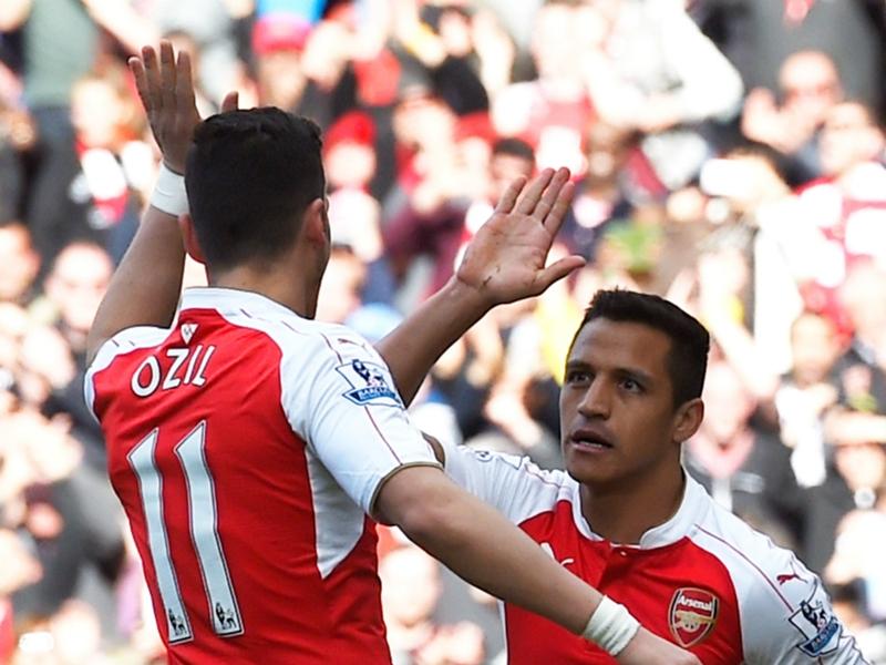 """Arsenal, Wenger : """"Sanchez et Suarez sont au même niveau"""""""