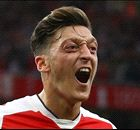 ARSENAL: Ozil posts celebratory selfie
