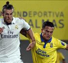 FT: Las Palmas 2-2 Real Madrid
