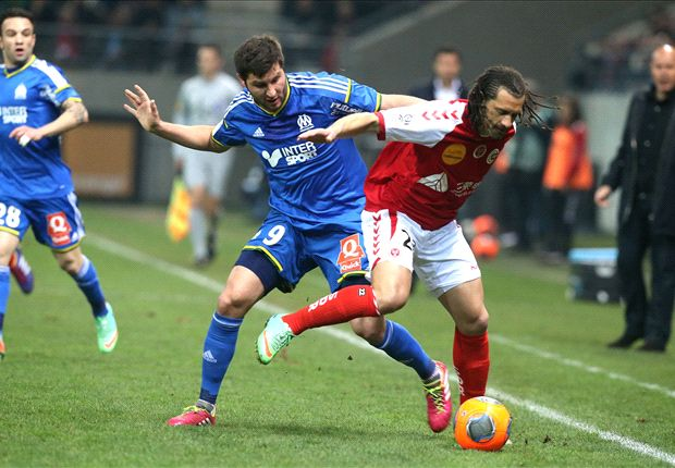Résumé de match, Reims OM (1-1)