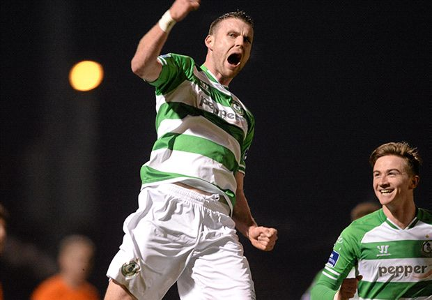 Athlone Town 1-4 Shamrock Rovers: Dominant Rovers lay down marker