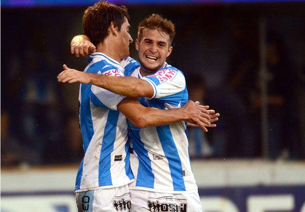 Con goles de Depetris y Albertengo, Atlético ganó 2-1 en Rafaela.