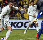 REAL MADRID | El partido de Ronaldo ante Las Palmas