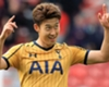 In-form Son delighted to have stuck with Spurs