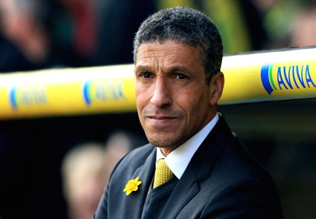 Norwich boss Hughton expects summer exit