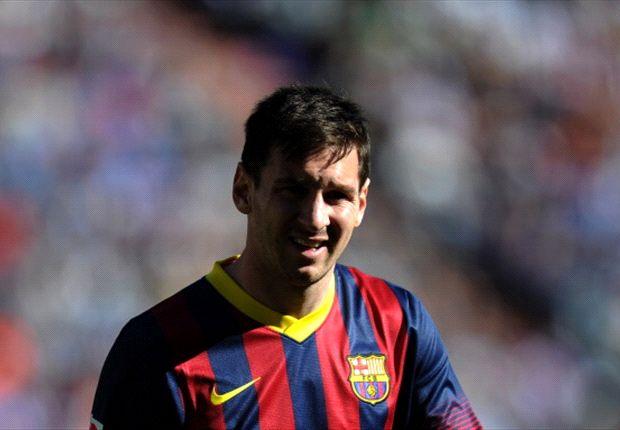 Lionel Messi, sudah jadi legenda
