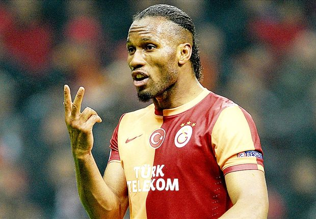 Drogba fired up for 'emotional' Chelsea return