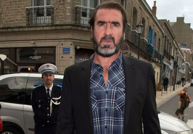 Man Utd legend Cantona plays down arrest