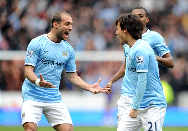 Silva lining: Manchester City prove there is life in their title challenge