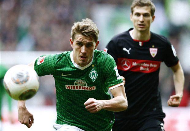 Wünscht sich mehr Einsatzzeit: Werder Bremens Nils Petersen