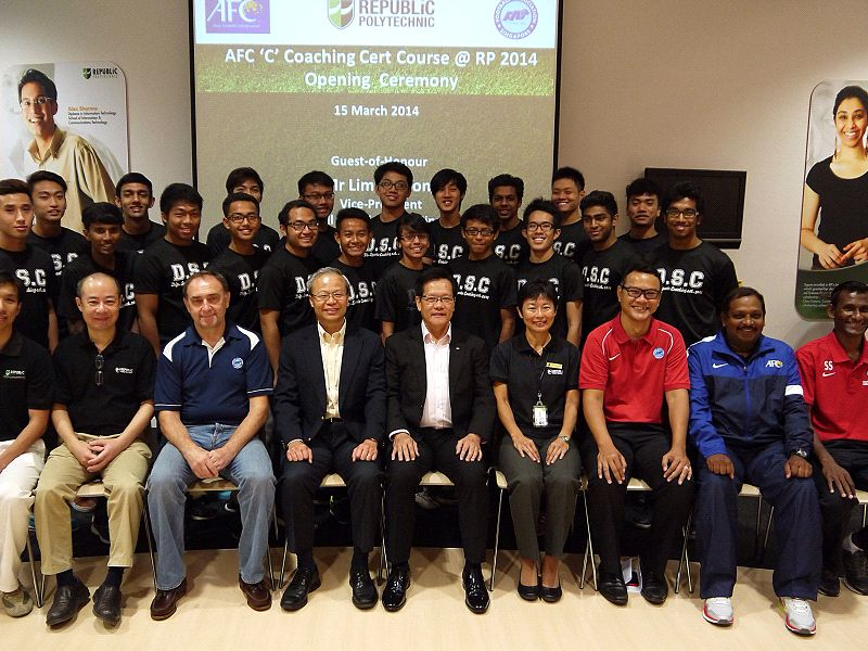 AFC coaching course to be part of polytechnic school curriculum ...