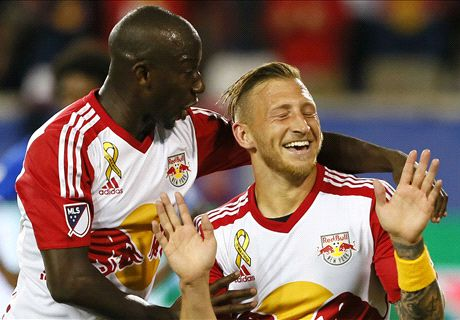 Red Bulls create Eastern Conference logjam