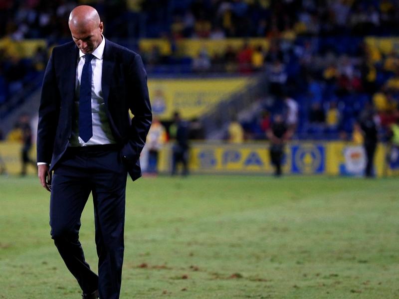 """Real Madrid, Zidane : """"Je ne suis pas un magicien"""""""