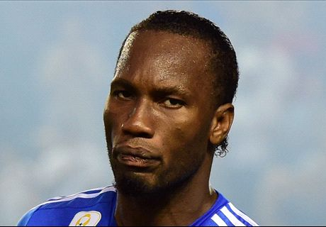 WATCH: Drogba confronts Red Bulls fans
