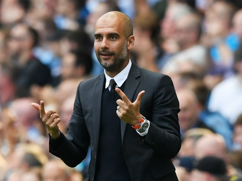 "Man City, Guardiola : ""Mes joueurs ont la permission de mal jouer"""