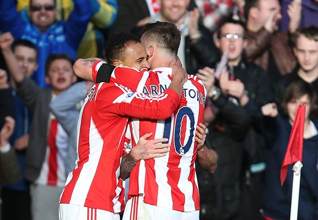 Stoke City 3-1 West Ham: Odemwingie strikes twice to put Potters 10th
