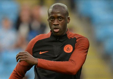 Guardiola 'would like' Toure return