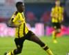 Ousmane Dembele erzielte gegen den VfL Wolfsburg sein erstes Bundesliga-Tor