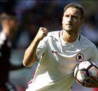 ITALIA: La leyenda de Totti continúa