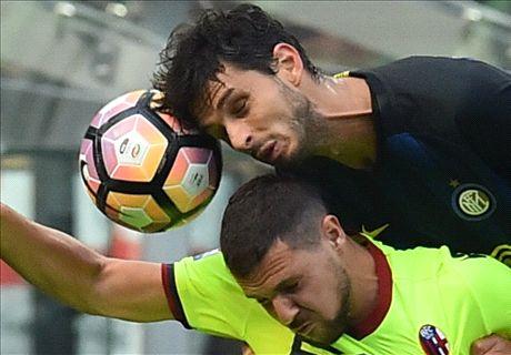 FT: FC Internazionale 1-1 Bologna