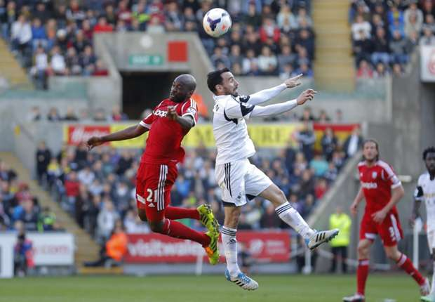 West Brom defeat is a wake-up call for Swansea, says Monk