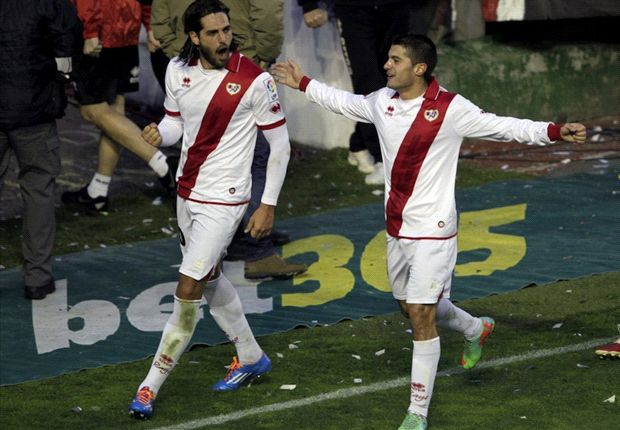Rayo Vallecano 1-0 Osasuna: Vallecas despega con un penalti en el 90´