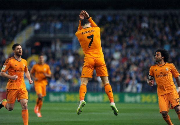 Laporan Pertandingan: Malaga 0-1 Real Madrid