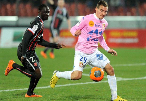 Evian-Valenciennes (0-1), Waris donne la victoire à Valenciennes