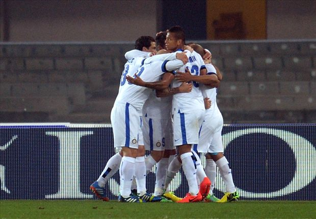 Laporan Pertandingan: Hellas Verona 0-2 FC Internazionale