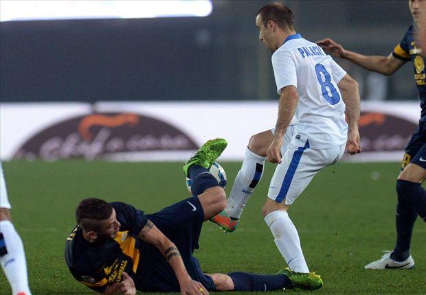 Rodrigo lleva 13 goles en la Serie A esta temporada