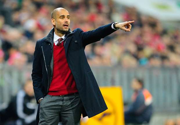 Guardiola: I'm staying until Hoeness is free