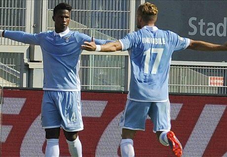 Keita-Lulic, la Lazio castiga l'Empoli